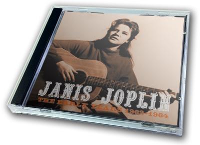 JANIS JOPLIN - THE EARLY YEARS 1962-1964