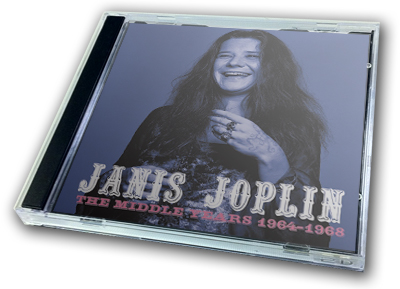 JANIS JOPLIN - THE MIDDLE YEARS 1964-1968