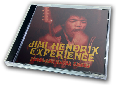 JIMI HENDRIX - TOMORROW NEVER KNOWS