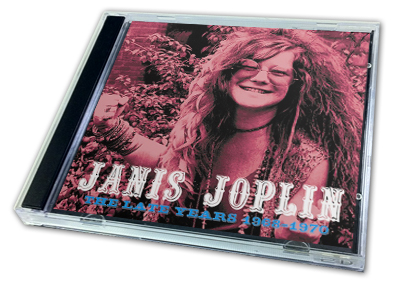 JANIS JOPLIN - THE LATE YEARS