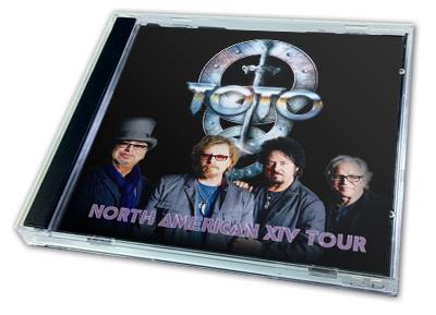 TOTO - NORTH AMERICAN XIV TOUR