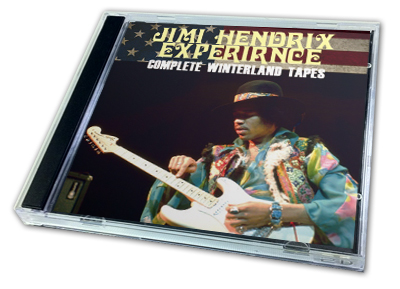JIMI HENDRIX - COMPLETE WINTERLAND TAPES