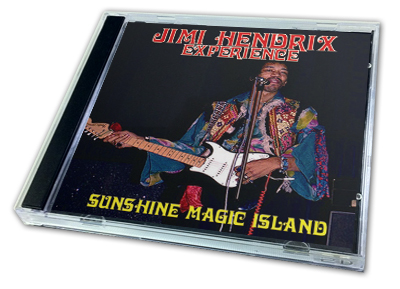 JIMI HENDRIX - SUNSHINE MAGIC ISLAND