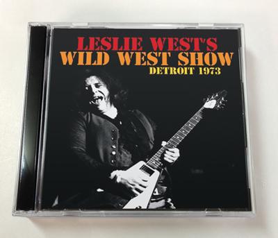 LESLIE WEST - LESLIE WEST'S WILD WEST SHOW