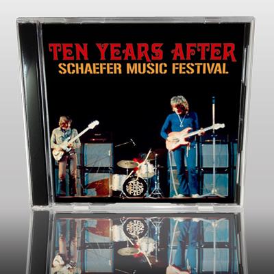 TEN YEARS AFTER - SCHAEFER MUSIC FESTIVAL