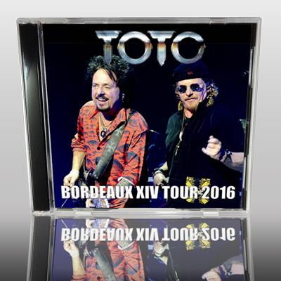 TOTO - BORDEAUX XIV TOUR 2016