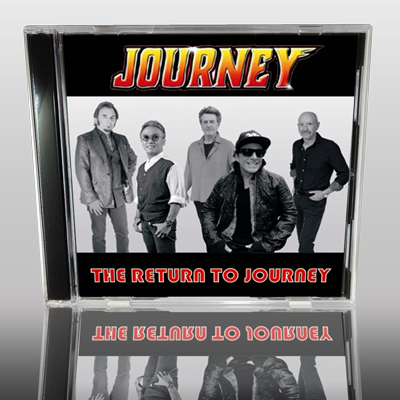 JOURNEY - THE RETURN TO JOURNEY