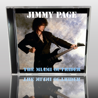 JIMMY PAGE - THE MIAMI OUTRIDER
