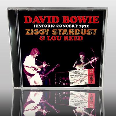 DAVID BOWIE - HISTORIC CONCERT 1972