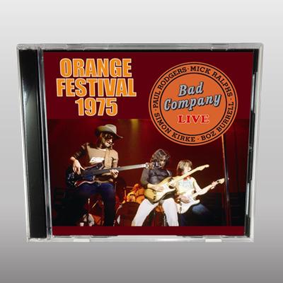 BAD COMPANY - ORANGE FESTIVAL 1975
