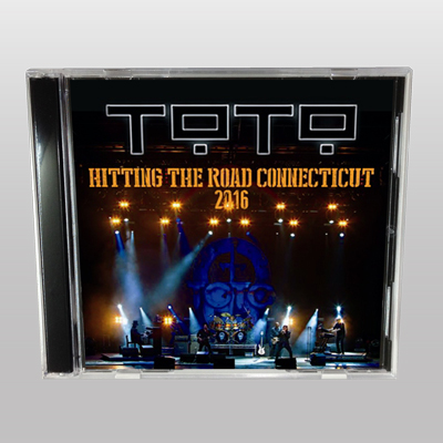 TOTO - HITTING THE ROAD CONNECTICUT 2016