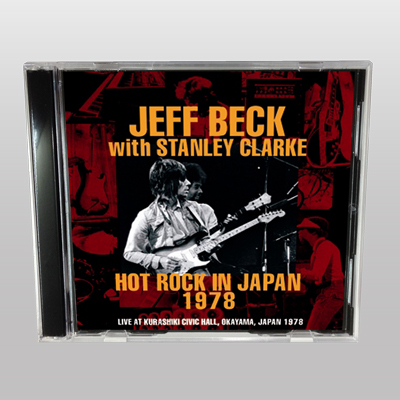 JEFF BECK with STANLEY CLARKE - HOT ROCK IN JAPAN 1978