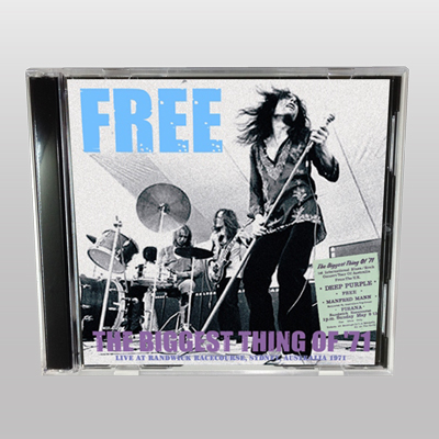 FREE - THE BIGGEST THING OF '71