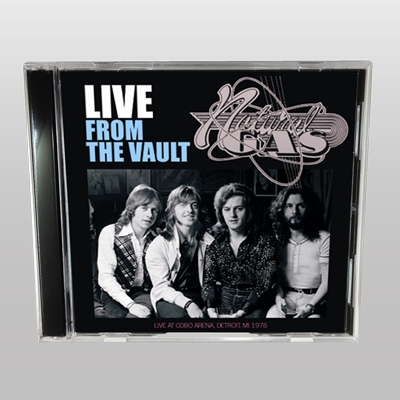 NATURAL GAS - LIVE FROM THE VAULT