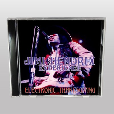JIMI HENDRIX - ELECTRONIC THANKSGIVING