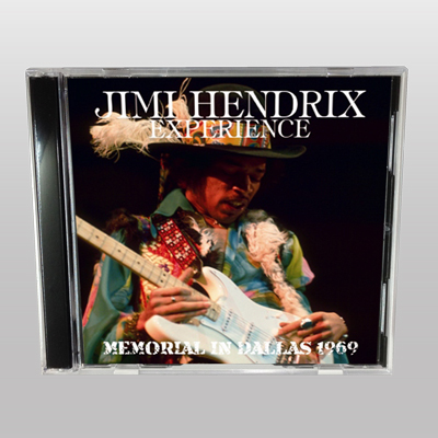 JIMI HENDRIX - MEMORIAL IN DALLAS 1969
