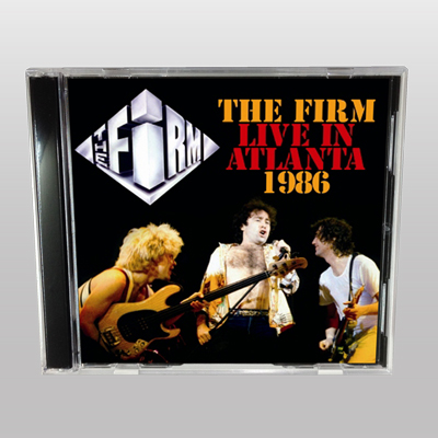 FIRM - LIVE IN ATLANTA 1986