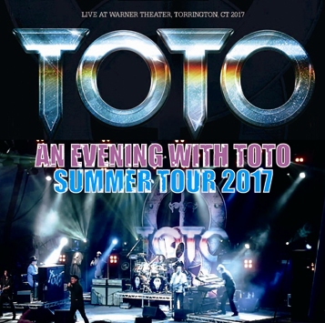 TOTO - AN EVENING WITH TOTO: SUMMER TOUR 2017