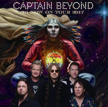 CAPTAIN BEYOND - IS NOW ON TOUR 2017