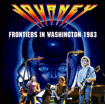 JOURNEY - FRONTIERS IN WASHINGTON 1983
