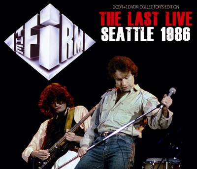 THE FIRM - THE LAST LIVE