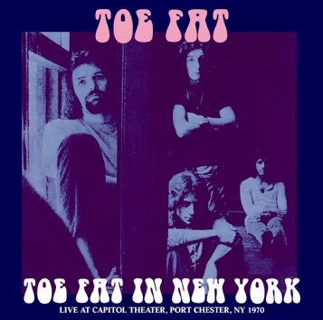 TOE FAT - TOE FAT IN NEW YORK