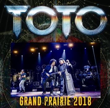 TOTO - GRAND PRAIRIE 2018
