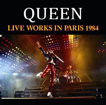 QUEEN - LIVE WORKS IN PARIS 1984