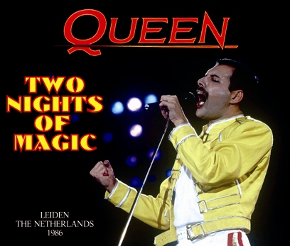 QUEEN - TWO NIGHTS OF MAGIC