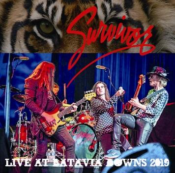SURVIVOR - LIVE AT BATAVIA DOWNS 2019 (2CDR)