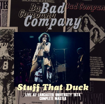 BAD COMPANY - STUFF THAT DUCK: Complete Master (1CDR)