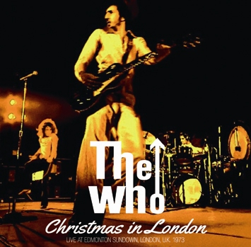 THE WHO - CHRISTMAS IN LONDON (2CDR)