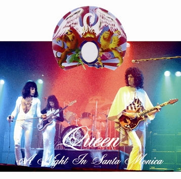 QUEEN - A NIGHT IN SANTA MONICA (2CDR)