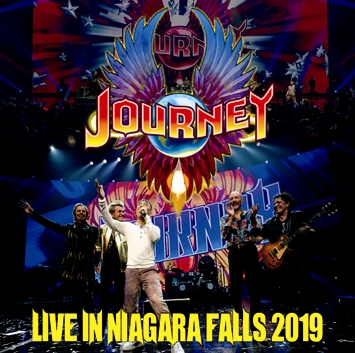 JOURNEY - LIVE IN NIAGARA FALLS 2019 (2CDR)