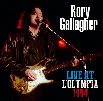 RORY GALLAGHER - LIVE AT L'OLYMPIA 1994 (2CDR)