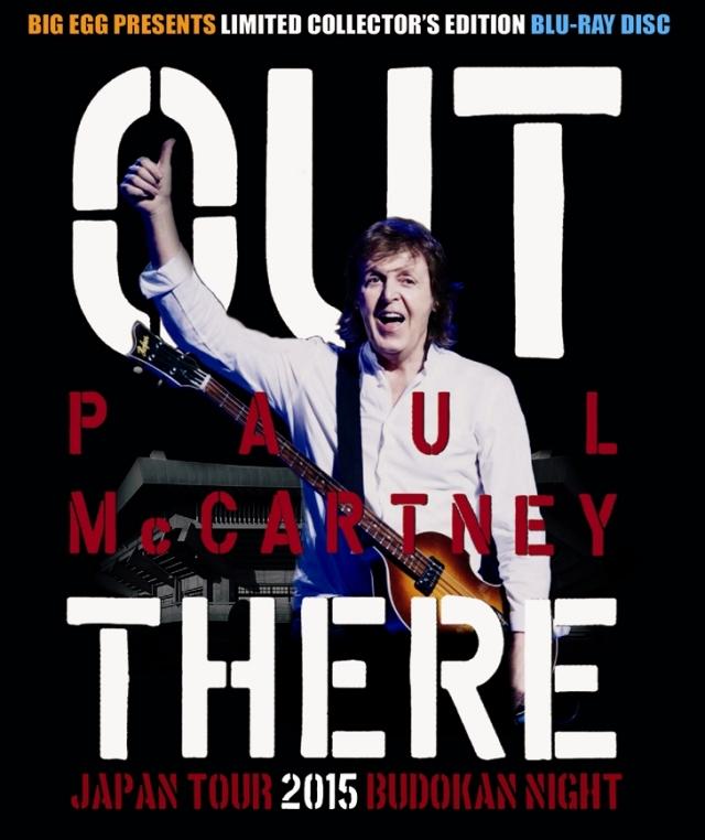 PAUL McCARTNEY - JAPAN TOUR 2015 : BUDOKAN NIGHT
