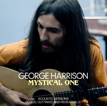GEORGE HARRISON - MYSTICAL ONE: ACOUSTIC VERSIONS (1CDR)