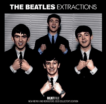 THE BEATLES - EXTRACTIONS (1CDR)