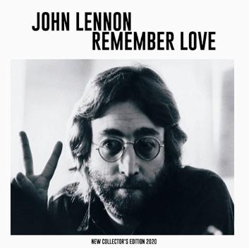 JOHN LENNON - REMEMBER LOVE (1CDR)