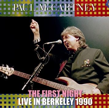 PAUL McCARTNEY - LIVE IN BERKELEY 1990: THE FIRST NIGHT (2CDR)