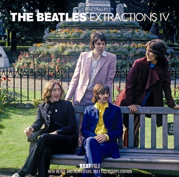 THE BEATLES - EXTRACTIONS IV (1CDR)