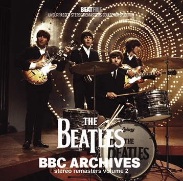 THE BEATLES - BBC ARCHIVES: STEREO REMASTERS VOL.2 (1CDR)