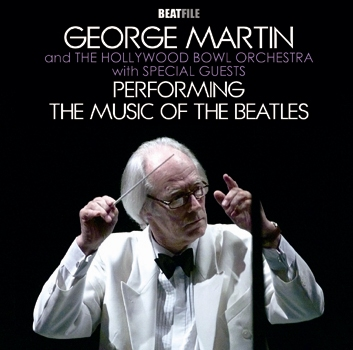 GEORGE MARTIN and THE HOLLYWOOD BOWL ORCHESTRA - PERFORMING THE MUSIC OF THE BEATLES (2CDR)