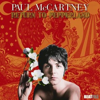 PAUL McCARTNEY - RETURN TO PEPPERLAND (1CDR)