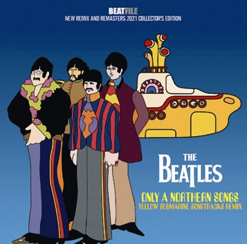 THE BEATLES - ONLY A NORTHERN SONGS: YELLOW SUBMARINE SONGTRACKS REMIX (1CDR)