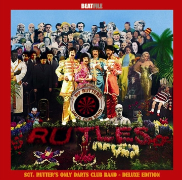 THE RUTLES - SGT. RUTTER'S ONLY DART'S CLUB BAND - DELUXE EDITION(1CDR)