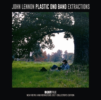 JOHN LENNON - PLASTIC ONO BAND - EXTRACTIONS (1CDR)