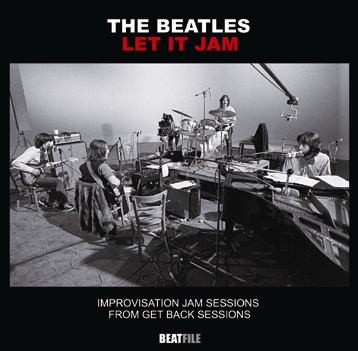 THE BEATLES - LET IT JAM: IMPROVISATION JAM SESSIONS FROM GET BACK SESSIONS (1CDR)