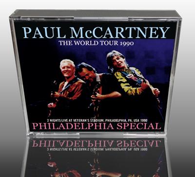 PAUL McCARTNEY - PHILADELPHIA SPECIAL 1990