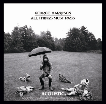 GEORGE HARRISON - ACOUSTIC ALL THINGS MUST PASS